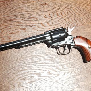 """Heritage Rough Rider 22lr 6 5"""" Revolver, Blued"""