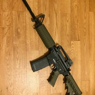 PSA Classic Kit #516446411, set up with a mil-spec carry handle, magpul pmag and Snek lower.