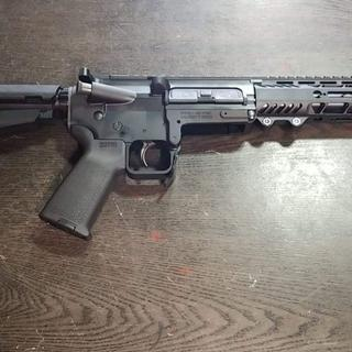Assembled upper and lower