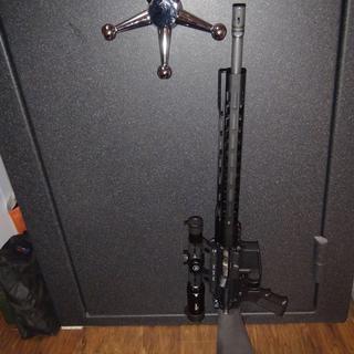 PSA upper 18 inch CHF on RRA lower .
