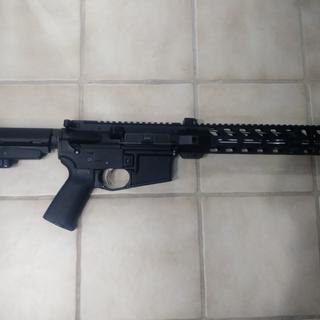 6.5 pistol kit