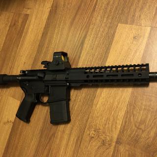 """10.5"""" 300blk pistol"""