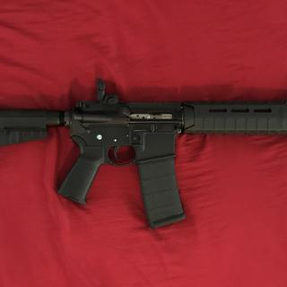 Excellent! Magpul everything, KAK blade & ToolCraft BCG.