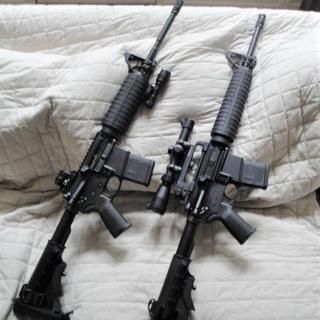 One for close in, One for DMR
