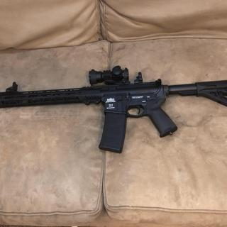 Pictured with PSA AR15 COMPLETE MOE PLUS LOWER, BLACK - Sku 7779445