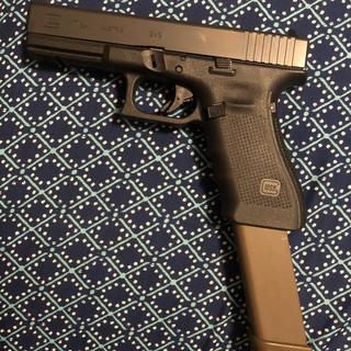 Glock Model 17/34 9mm 33-Round Flat Dark Earth Magazine - 47463