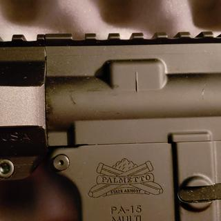 Misalignment of Upper and lower - Rifle #2