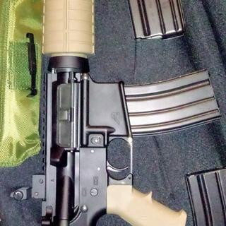 Looks like a pistol ... Shoots like a rifle ... Functions flawless