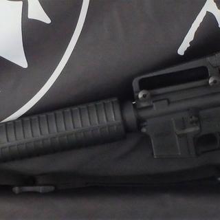 """20"""" AR15.  Simple. Basic. Efficient."""