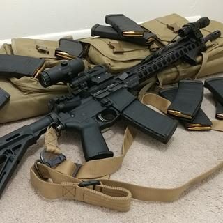 With Pmag's included in the SPARC AR bundle.