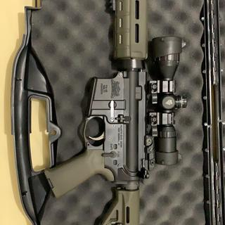 great looking AR15 love it all the way. and the quality is awesome !