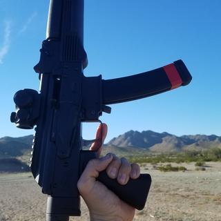 AK-V 9mm