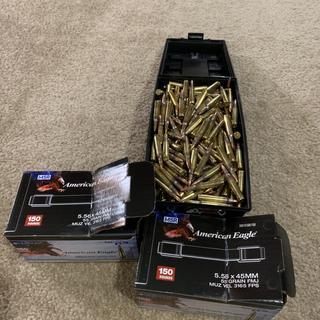 American Eagle 🦅 556 ammo