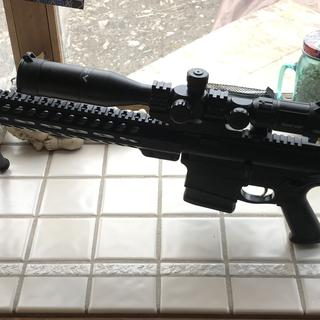 Very happy with this rifle.
