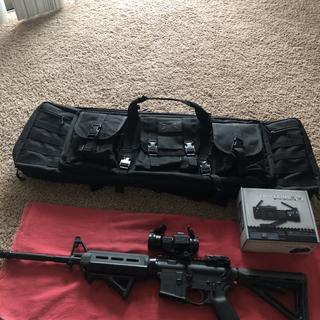 I dont have chance to go to the range yet but i just starting upgrading . I like it so far👍👍👍🔫🔫