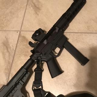 Great gun. Super fun.