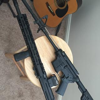 I liked it so much that I bought two! One is the free floater with the Sig Romeo5.