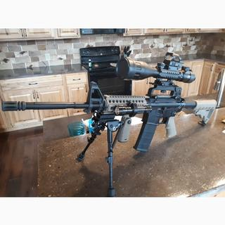 Great price for a great rifle. I've added a few accessories. Will buy more kits at this price