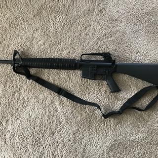 Replica M16 build
