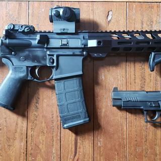 .300 BLK pistol build