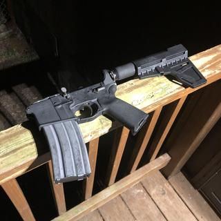 Had the mag just needed the upper and lower