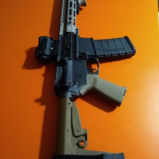 All parts except for handguard are from PSA at one time or another.