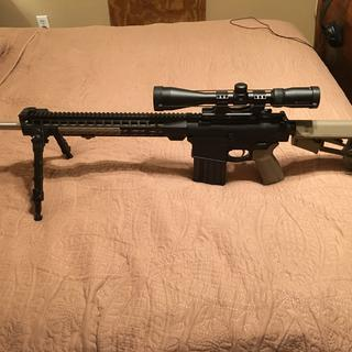 Great upper,third build with this upper,can't go wrong at this price!