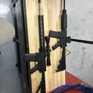 AR-10 .308 with PSA upper, with Aero Percision lower!