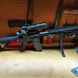 Ignore the cheap bipod esed for pic