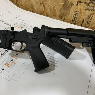 New lower for my pistol build
