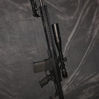 Best rifles I build!