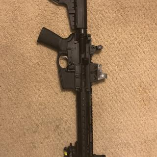 It one of my favorite site uses on all my rifle  .Need  adapter to  working with my sig pistol.