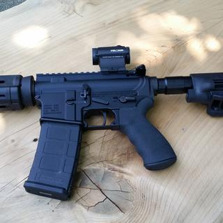 This upper made a nice build!!