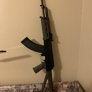 Changed out the flash hider, but PSA makes a great rifle!