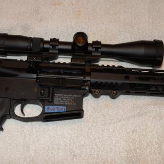 300 Blackout AR 15