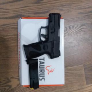 Taurus G2C 9mm Pistol in Black | 1-G2C931-12 | PSA