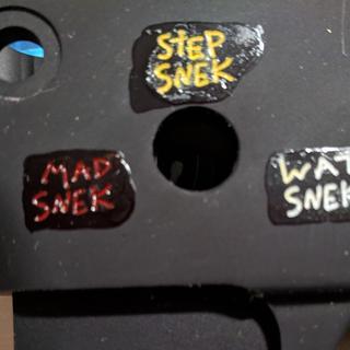 SNEK-15 Lower Receiver (right side)