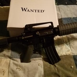 That's a pistol!