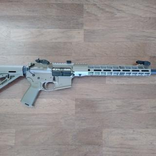 You can also see the awesome PSA Nickel Boron BCG in this view.