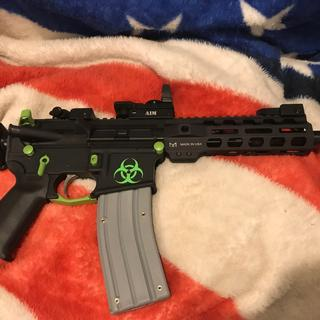 Palmetto Upper turned into 22LR Pistol