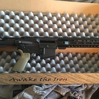 MOE EPT LOWER PARTS AND PSA FREEDOM COMPLETE UPPER