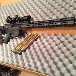 PSA PX-9 Classic Billet Glock®-Style 9mm Lower Receiver, Black