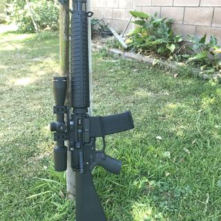 This is my favorite rifle now