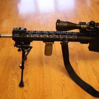I will upgrade the bipod after I pickup a few more things from PSA.