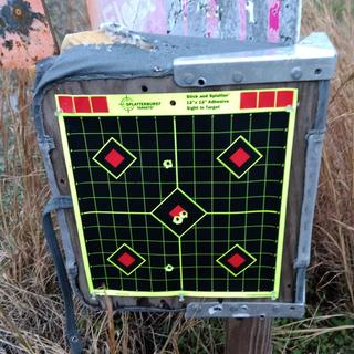 At 100 yards