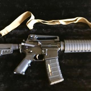 Budget Colt Commando clone.