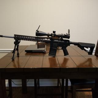 My favorite Rifle!