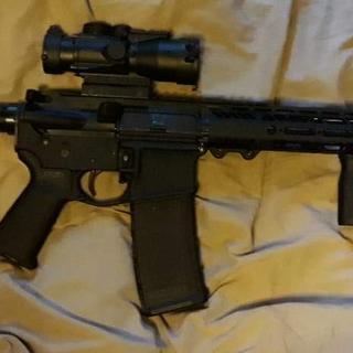 Full rifle