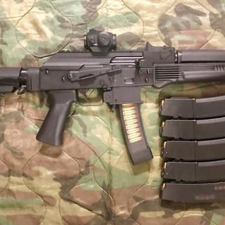No AK-V is truly complete without a handful of spare magazines. So get a handful of PSA mags.