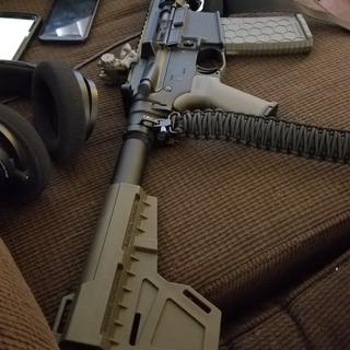 All dressed up for the range
